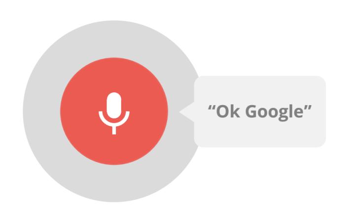 Google Now, les recherches et commandes vocales
