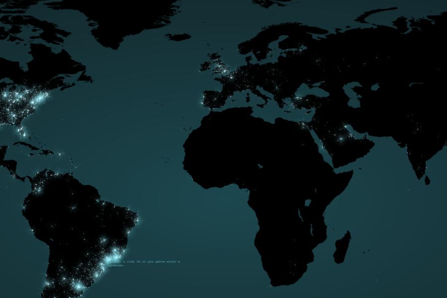 Visualiser les tweets en temps-réel