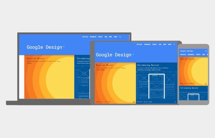 Google Resizer, un aperçu de votre site responsive