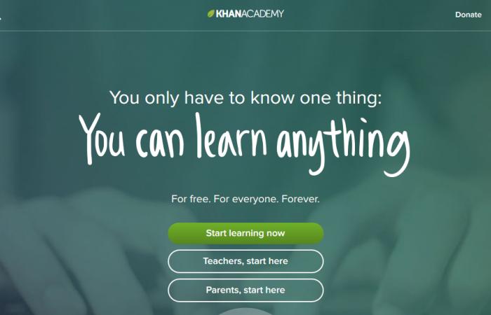 La Khan Academy en français