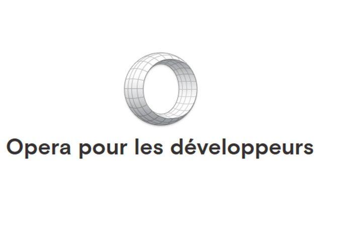 Un VPN sur Opera pour les développeurs