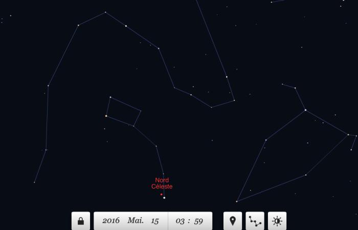 Un planétarium en ligne simple et sophistiqué