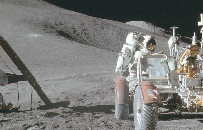 Les photos des missions Apollo prises par les astronautes de la NASA