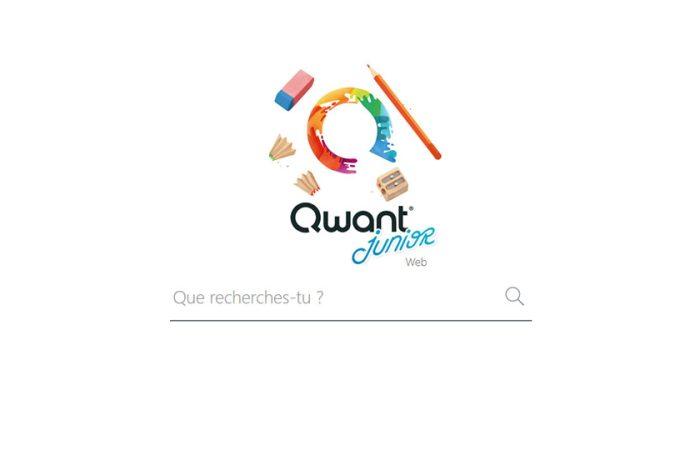 Qwant Junior, un moteur de recherche pour les plus jeunes